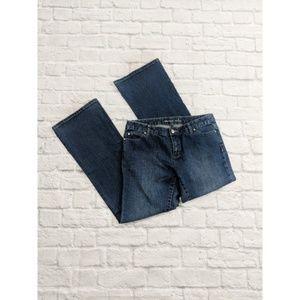 Michael Kors MK Studded Back Pocket Jeans